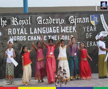 Royal Language week-Primary Assembly