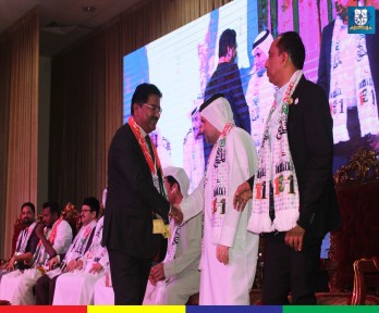48th UAE National Day celebrations of Ajman CH Center