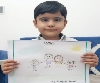 My Family - Drawings