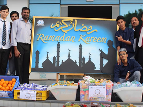 Helping Hands - Iftar Distribution