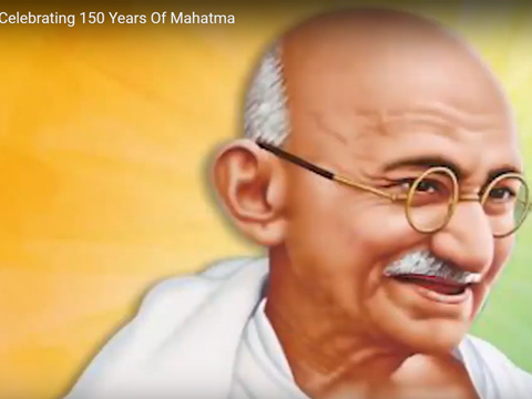 Celebrating 150 Years Of Mahatma